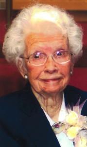 Bessie MacPherson